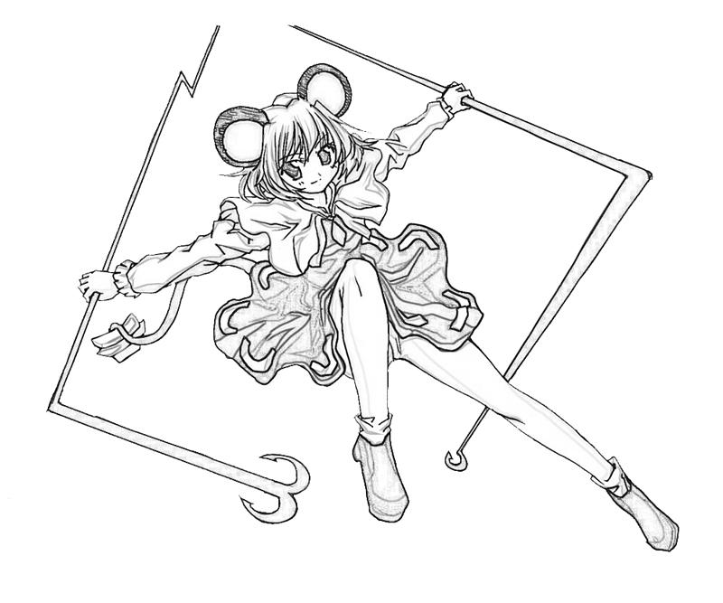 nazrin-skill-coloring-pages