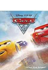 Cars 3 (2017) 3D SBS Latino AC3 5.1 / Español Castellano AC3 5.1 / Español Castellano DTS 5.1 / ingles DTS-HD 7.1