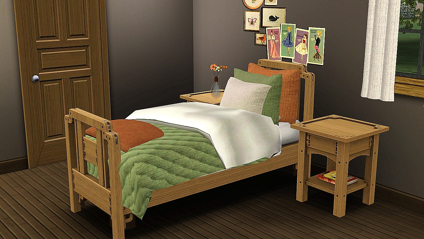 Sims 3 Bedroom Sims 3 Bedrooms Bedroom House Plans Sims Mod Sims Mountainview