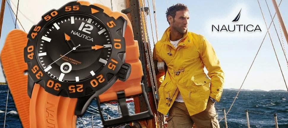 Bu Fiyata Başka Yerde Nautica Saat Yok : www.modasaat.com