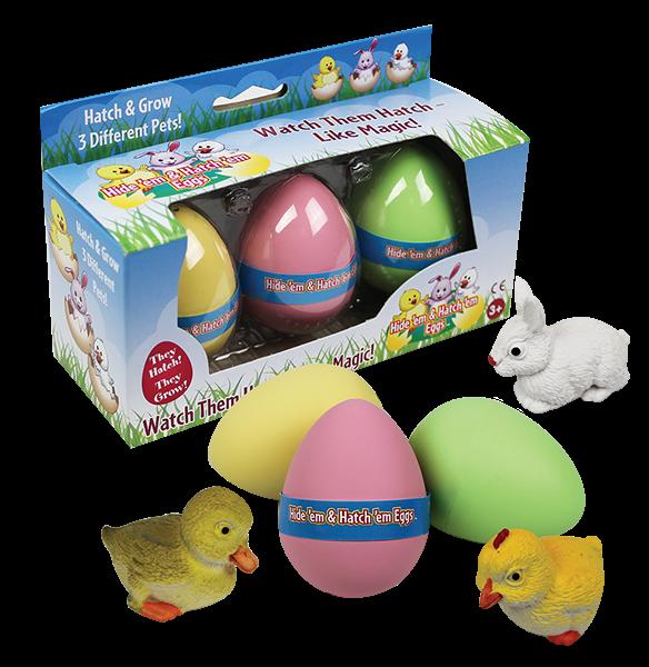 Eccentric Eclectic Woman Hide Em Hatch Em Eggs Easter Review