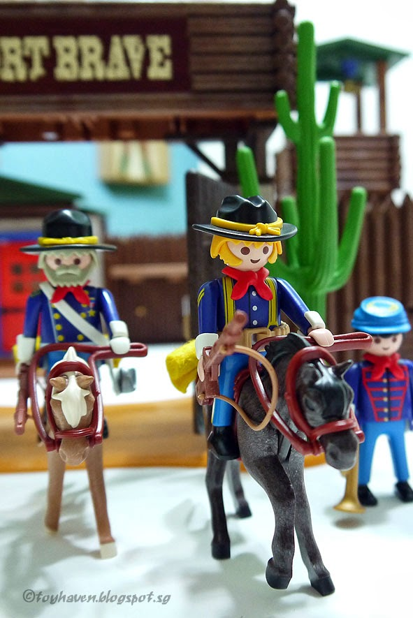 Welcome To The Wild West Review Of Playmobil 5245 Western Fort