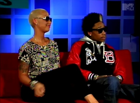 wiz khalifa and amber rose bowling. wiz khalifa amber rose bowling