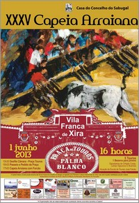 Vila Franca de Xira- XXXV Capeia Arraiana- 1 Junho (16h-Sbado)