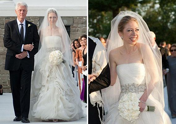 Avril Lavigne Wedding Gown - Weddings Gallery