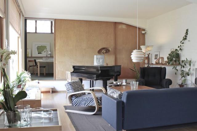 La maison d'Alvar Aalto