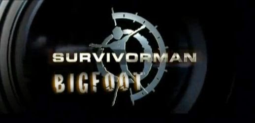 Survivorman Bigfoot Season 2 Canada