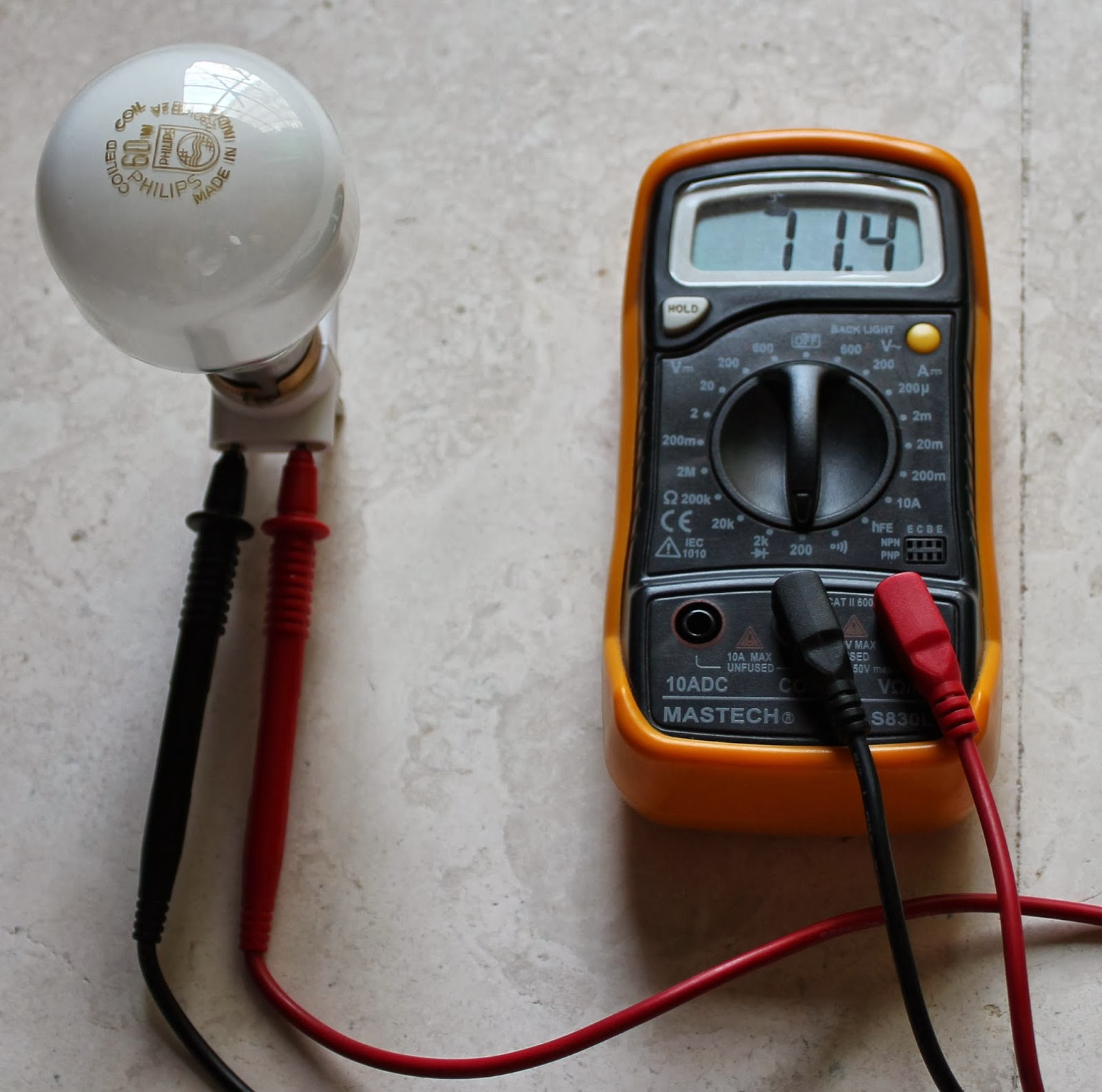 4 Wire Ohmmeter : Electronics faq measuring the hot resistance and cold