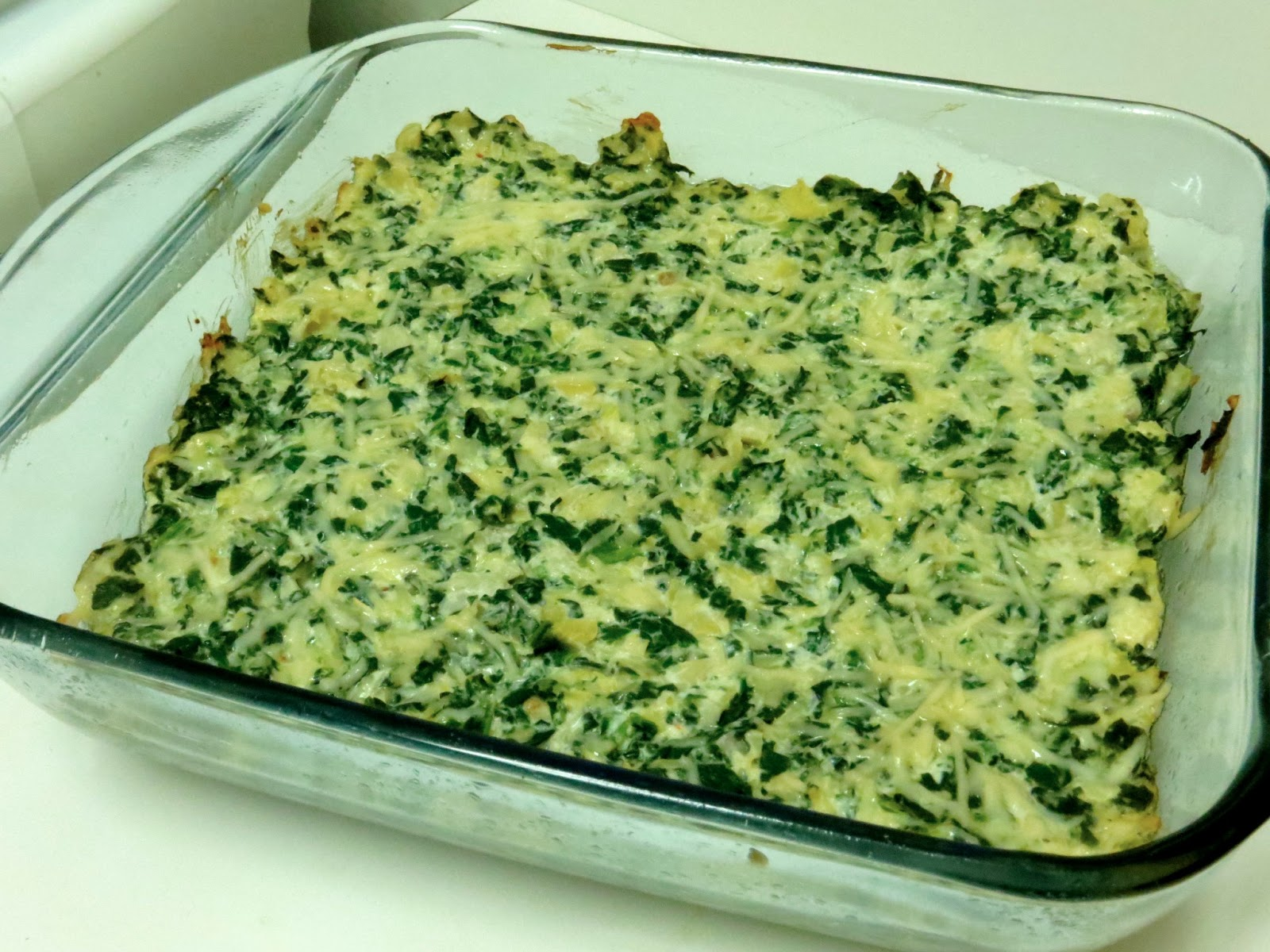 Dare You To...: Spinach and Artichoke Dip