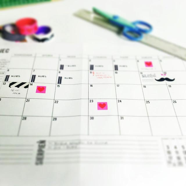 Jak planować miesiąc