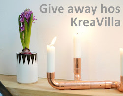 Giveaway hos Kreavilla