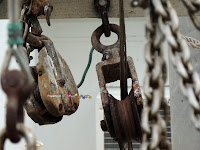 pulleys & chain