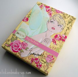 PIXIGlow Disney Tinkerbell Fairy Face Make-Up Palette