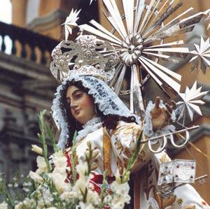 Nuestra Señora de La Merced, Patrona del EJÉRCITO DEL BIEN DE LOS CIELOS DE DIOS DEL UNIVERSO