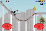 Stickman BMX Gameplay