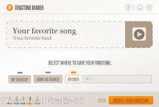 Software Untuk Membuat Nada Dering Dari File MP3