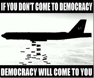 Libye : les bombardements n'ont jamais instauré la démocratie dans International guerre3