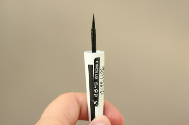 New maybelline liquid eyeliner