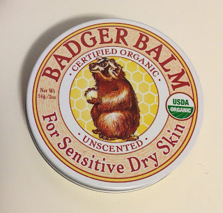 badger balm sensitive dry skin, badger company product review