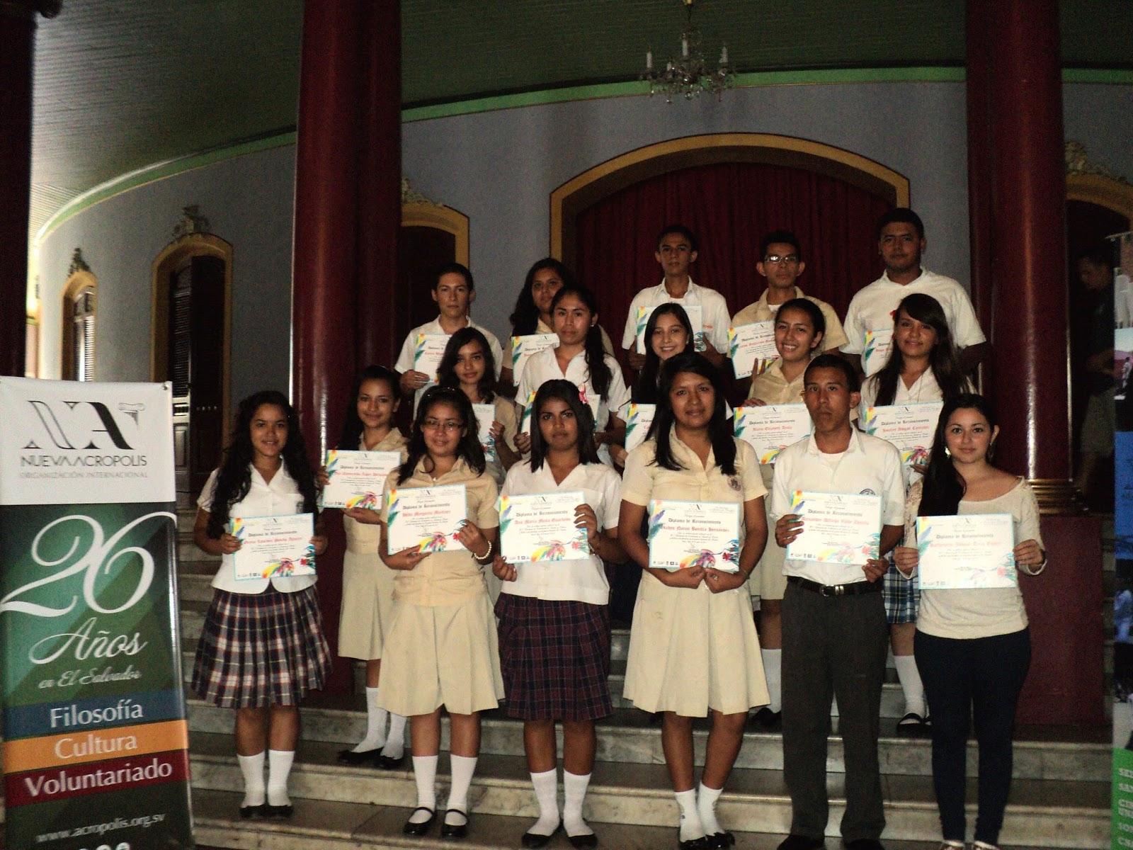 Finalistas del Certamen de Literatura en Cuento y Poesía 2014