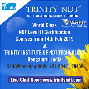 NDT Training Courses & Certification from Trinity NDT