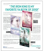 The Iron Fey Rocks!