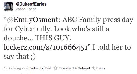 Emily Osment Re Unites With Jason Earles Disney Star Universe