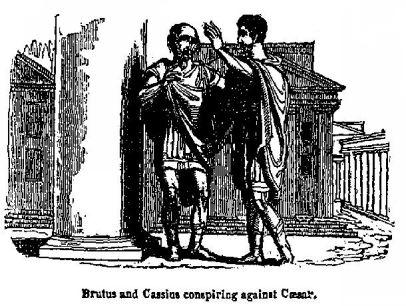 the main techniques of cassius to win the trust of brutus Cassius has asked cinna to put letters in brutus' chair because he wants brutus to see how many people (especially the senators) who would support him to dethrone caesar what is your impression of cassius, the protagonist, or main character, who drives the action in act i.