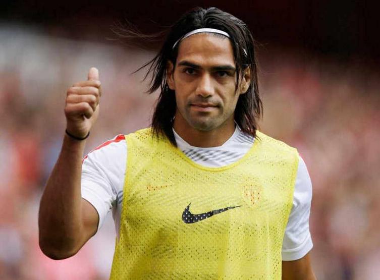 Radamel Falcao dapat pujian dari Mourinho