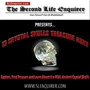 13 Crystal Skulls Treasure Hunt