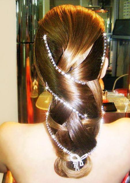 2014 Gelin Saçı Modelleri, Gelin Başı Modelleri