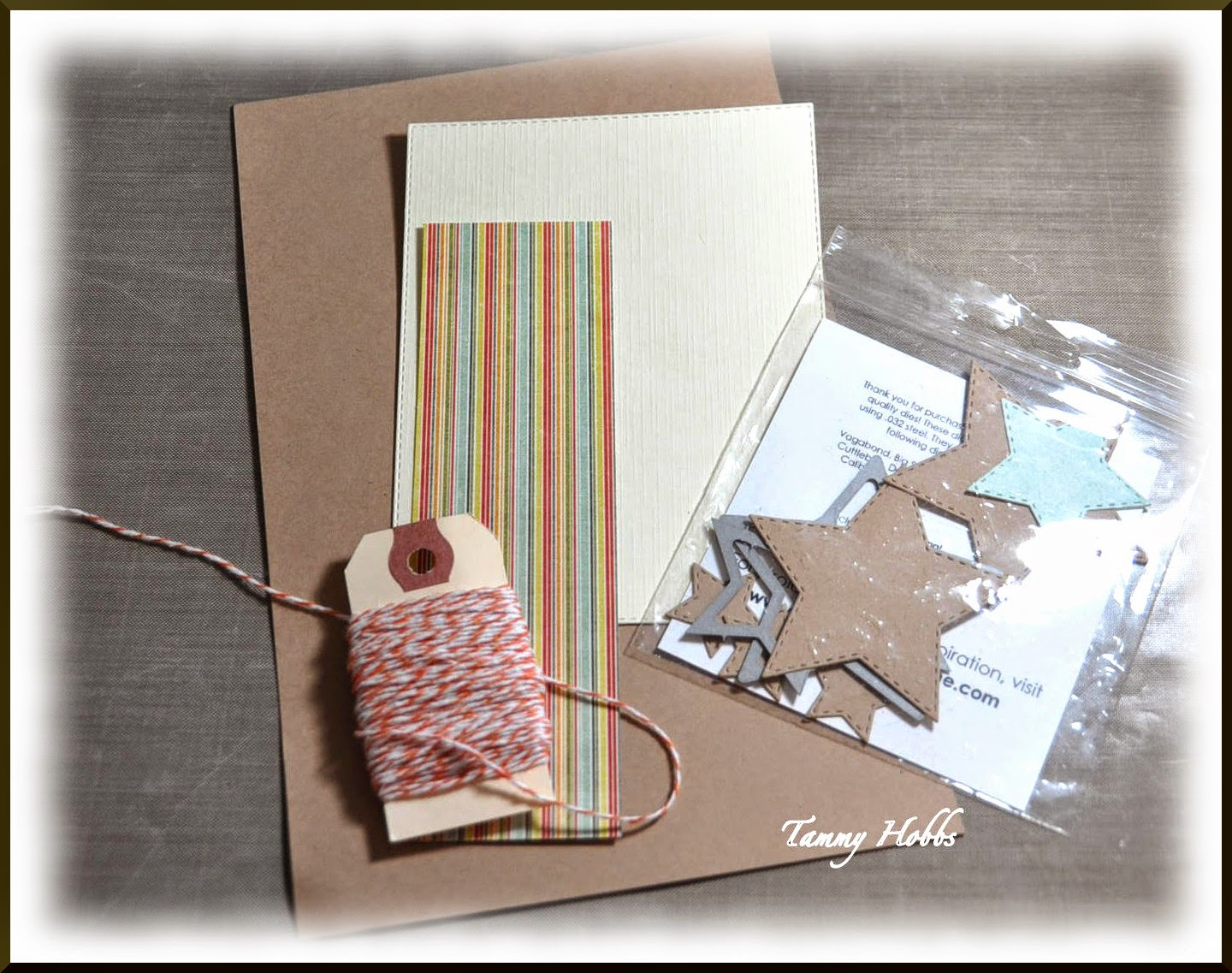CAS - clean and simple made in minutes card