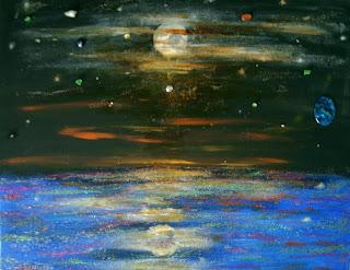 Vsak val je morje. │ Vsaka zvezda je sonce. │ Le duša nima odmeva.