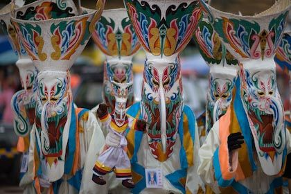 Phi Ta Khon, Festival Hantu Dari Thailand [ www.BlogApaAja.com ]