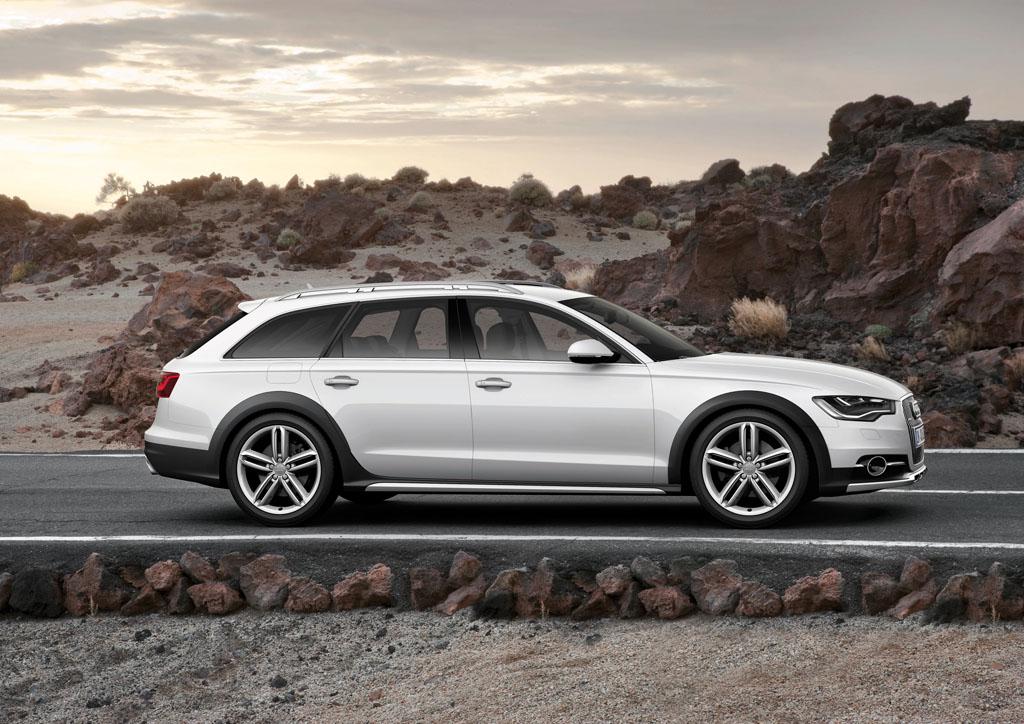 All New Audi A6 Allroad Officially Revealed Quattroholiccom