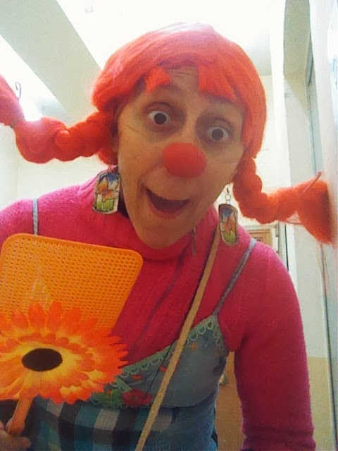 Mi adorable clown BRUTILDA