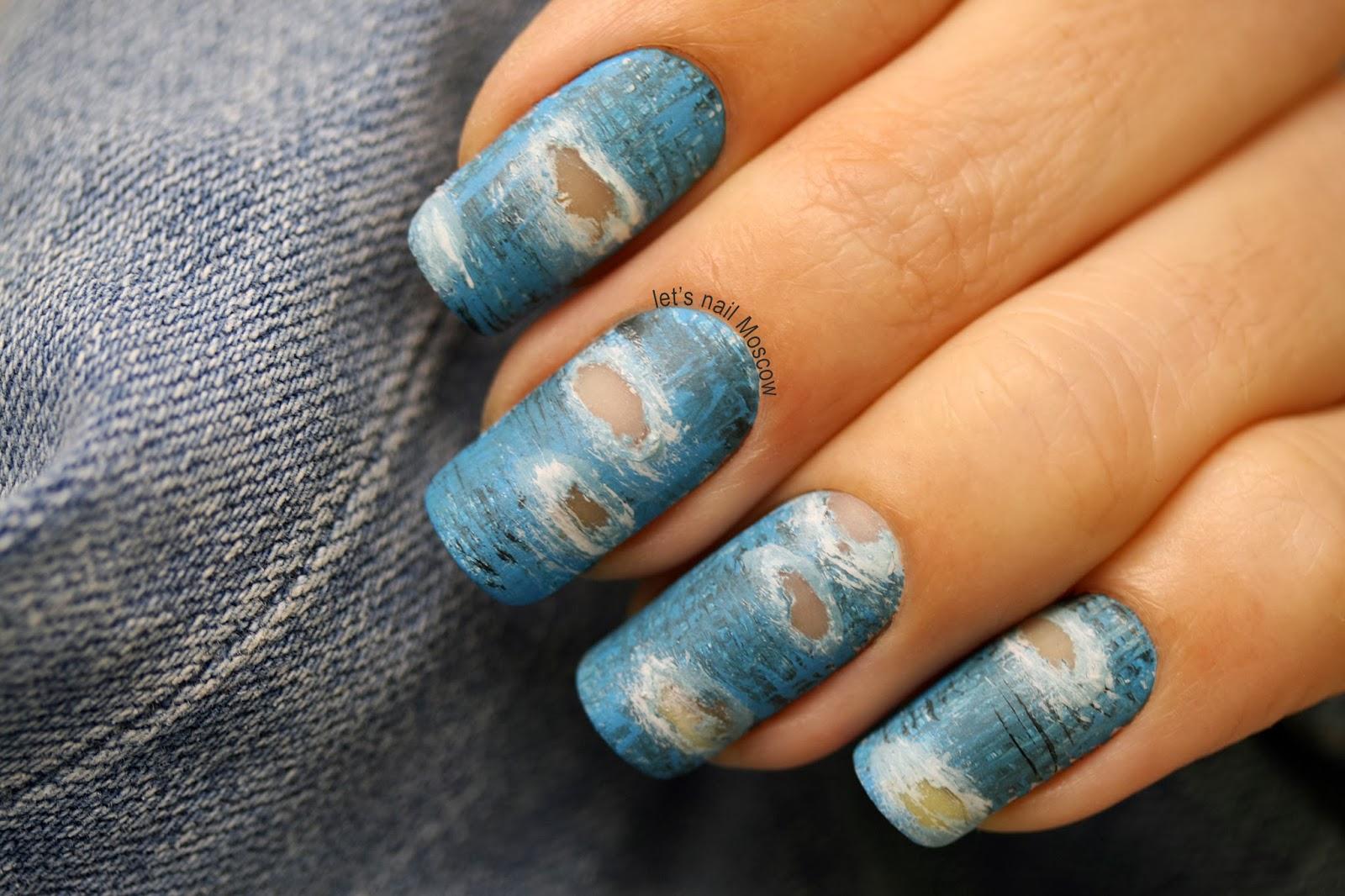 Ультрамарин студия ногтевого дизайна г.челябинск
