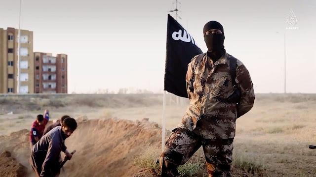 Tema sull'Isis e sul terrorismo