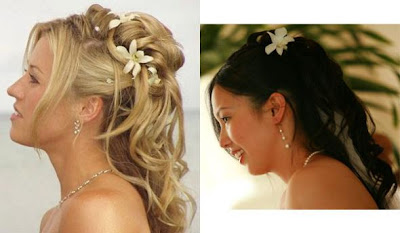 Wedding Hairstyles Half Up Half Down Pictures