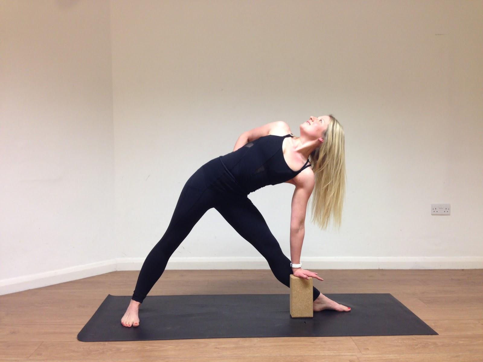 Triangle Pose (Trikonasana) | 6 Yoga Poses For Runners