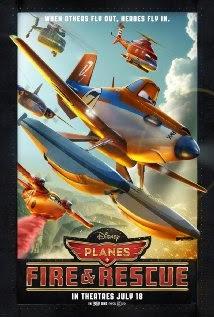 Planes: Fire & Rescue (2014)