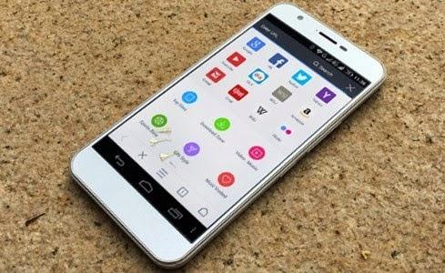 iOcean MT6752 Rock Smartphone Quad-Core Harga 2 Jutaan