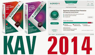 Kaspersky Anti Virus 2014