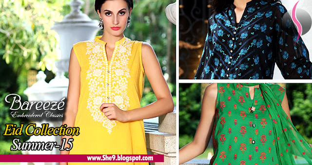Bareeze Eid Eid Dress Collection