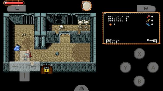 DraStic DS Emulator Apk + Roms vr2.4.0.0a build 76