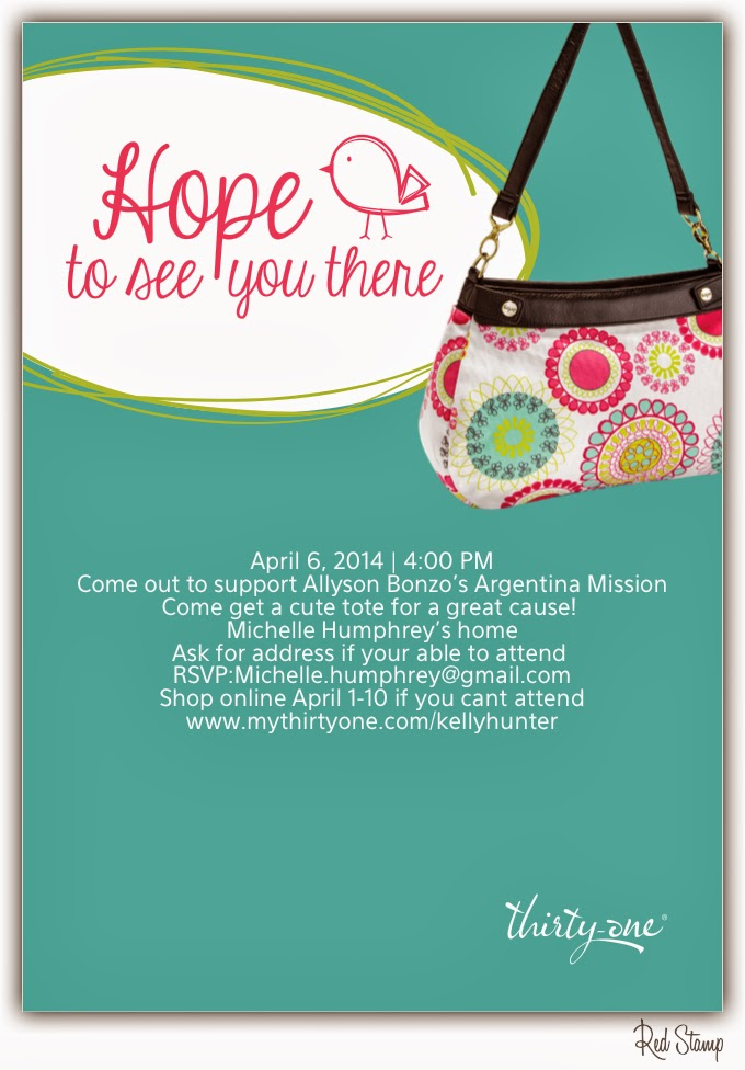 That Mommy Blog: Thirty-One for a Good Cause