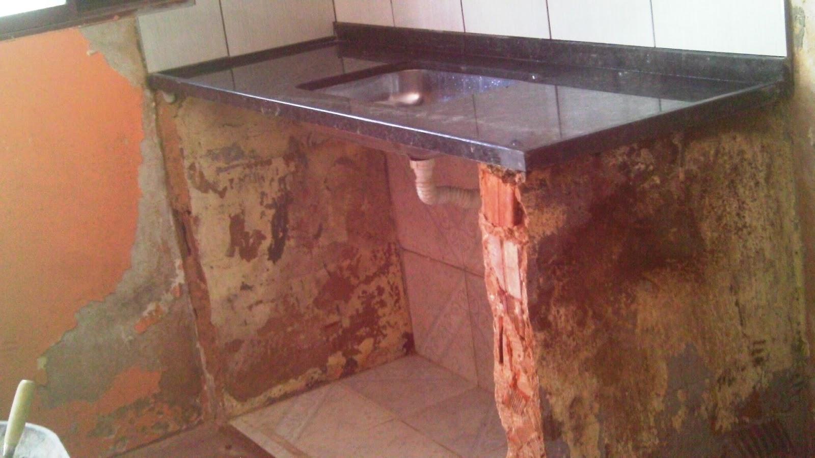 Casa da Marilda/Reforma Banheiro/Assentamento Piso/Revestimento Pia  #945637 1600x900 Banheiro Antigo Reforma