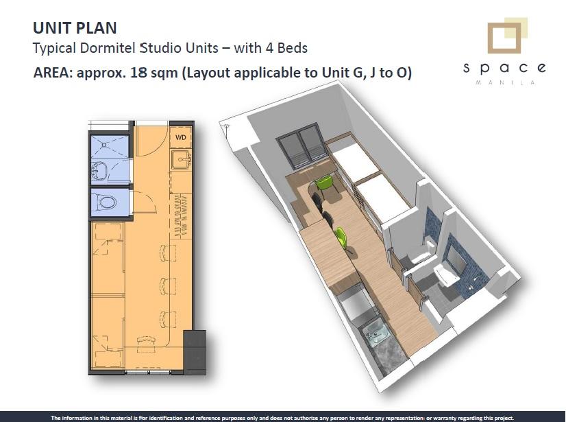 Space manila condominium unit layout for condominium and for 4 unit condo plans