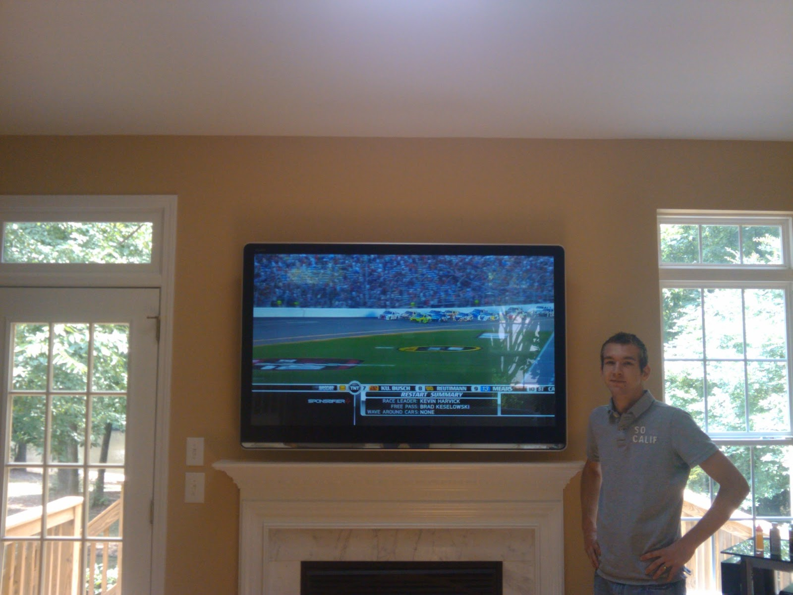 charlotte tv mounting and home theater installation 704