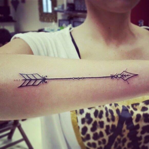 Tatuaje flecha, http://distopiamod.blogspot.com